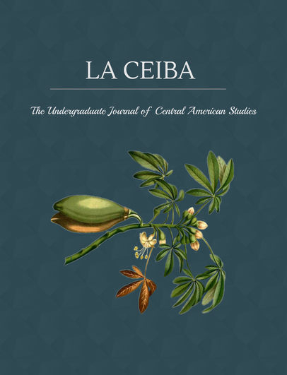 The 2017 issue cover. It is a dark green with a branch and seed on the front.